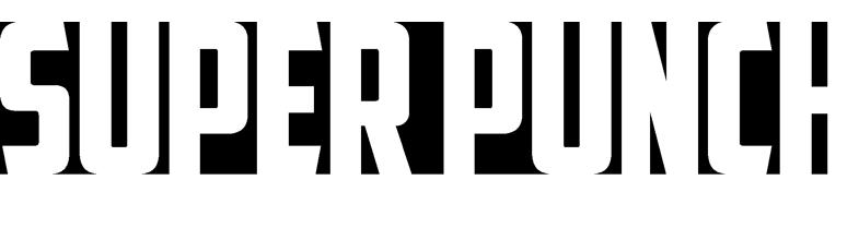 SuperPunch Logo