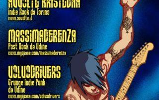 Summer Rock Fest – Poster