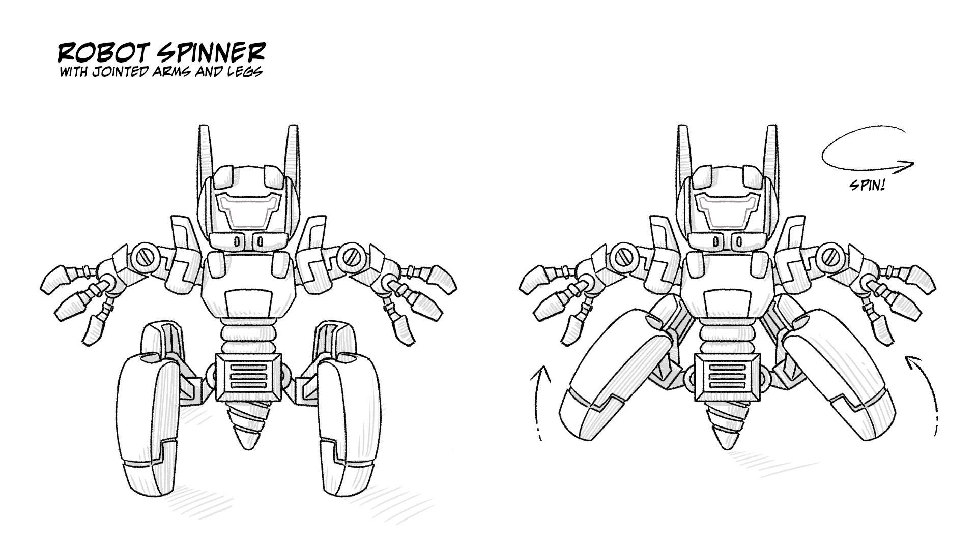 Toy Design © Super Punch