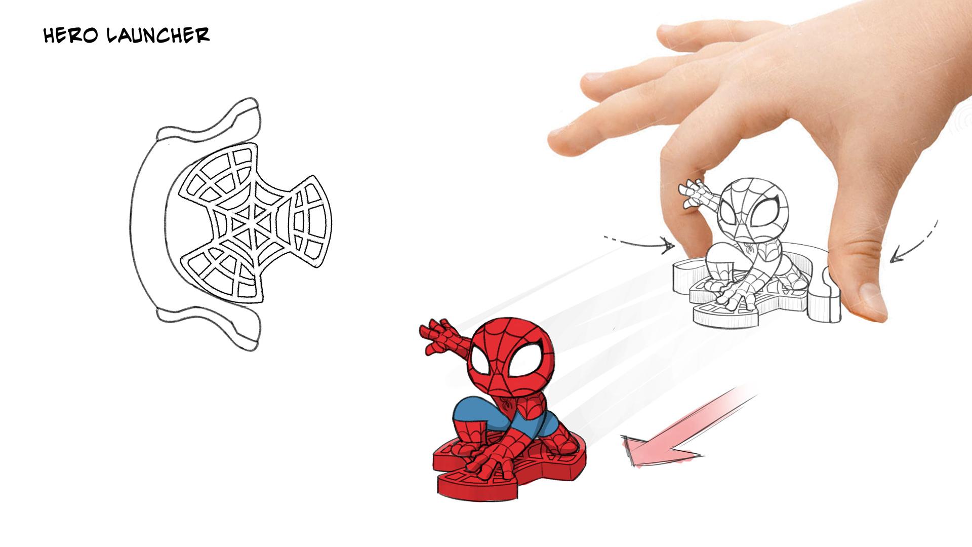 Toy Design © Marvel/Super Punch